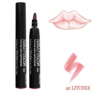 Rouge à lèvres feutre Perfect color Litchees