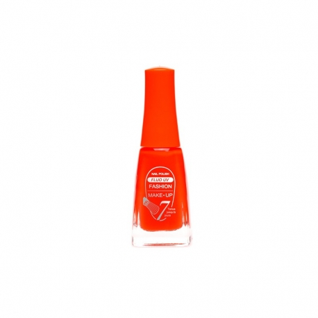 Vernis à ongles FLUO UV  FMU1400402      - Orange red